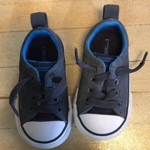 Baby boy Converse slip on shoes